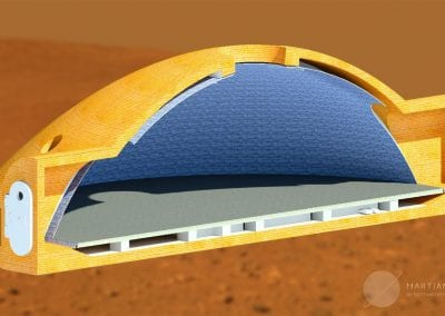 Northwestern - Martian Habitat Section View-2bxn4u2