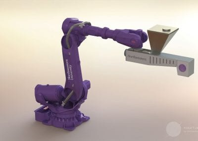 Northwestern - Preliminary Concept 3D Printer-15muu86