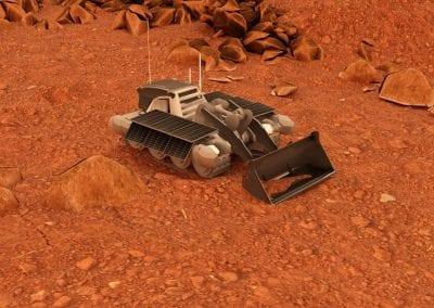 Dozer Rover 2-26l201w