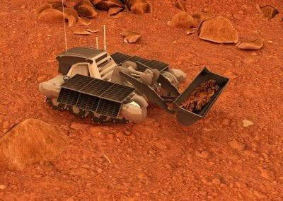 Dozer Rover 4-13e6hd6