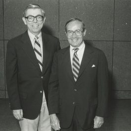 Minow Wiley Rubloff Dedication 1984