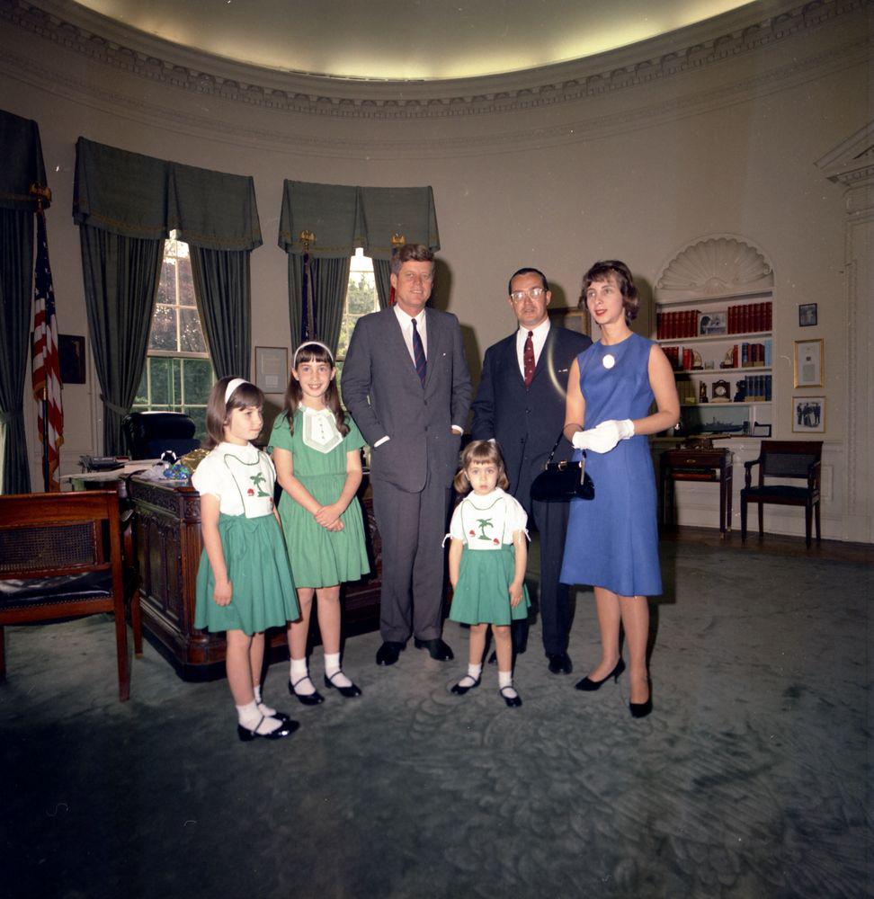 Newton Kennedy 1963