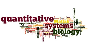 Masters in Quantitative and Systems Biology