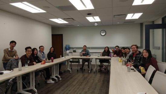 Brownbag Faculty Presentations