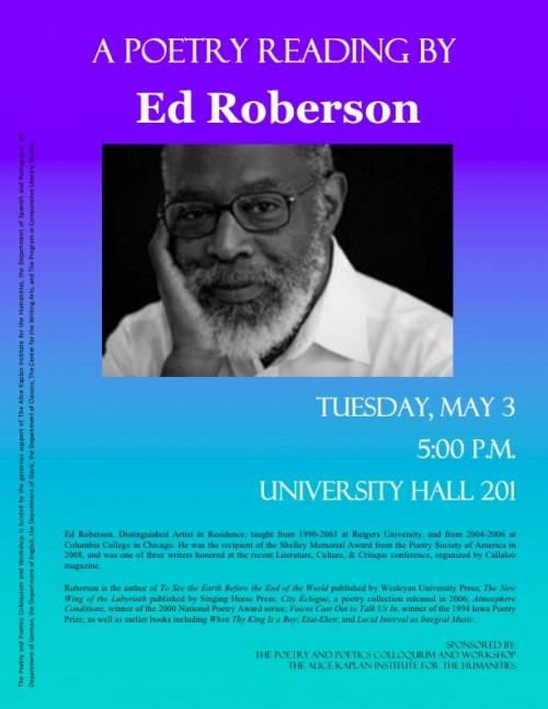 Ed Roberson
