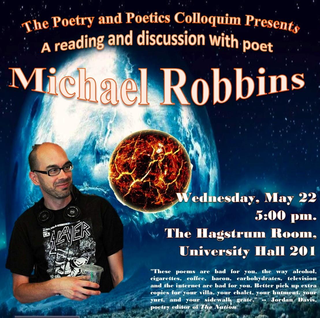 Robbins poster
