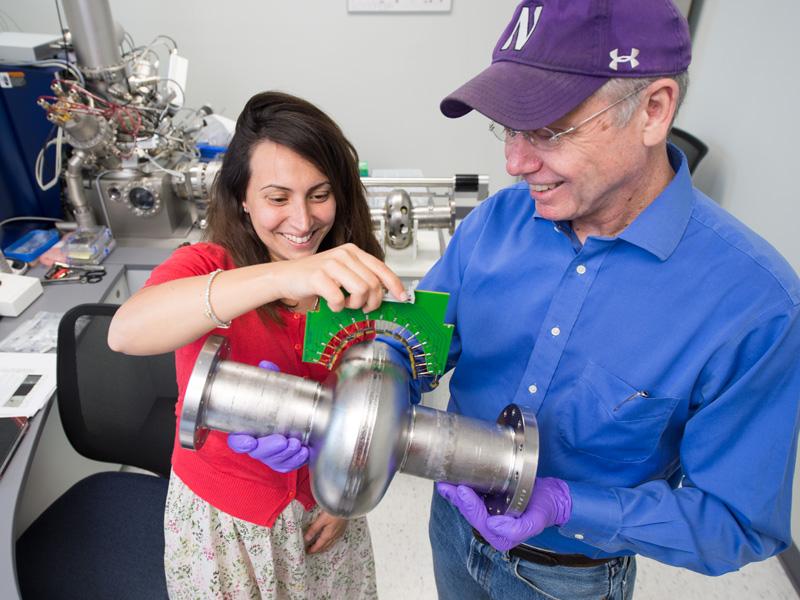 Northwestern University and Fermi National Accelerator Laboratory