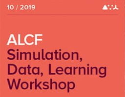 Argonne Leadership Computing Facility's Simulation, Data, and Learning Workshop