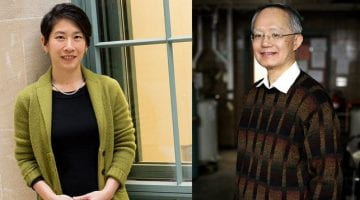Kung, Odom Awarded American Chemical Society National Awards