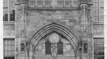 </p> <p><center>Wieboldt Hall</center>