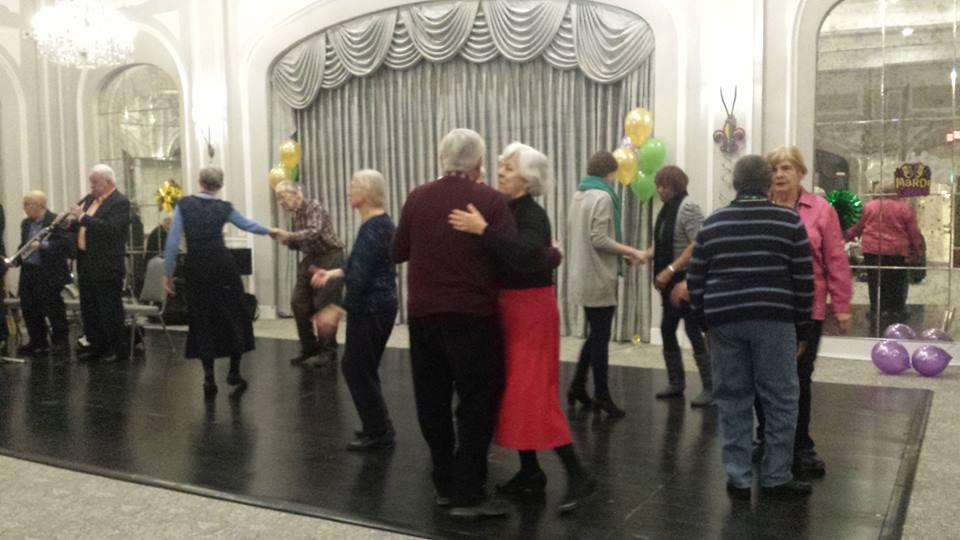 Taylor: Senior Gala