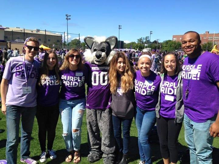 Teresa: Finding Friends at Northwestern