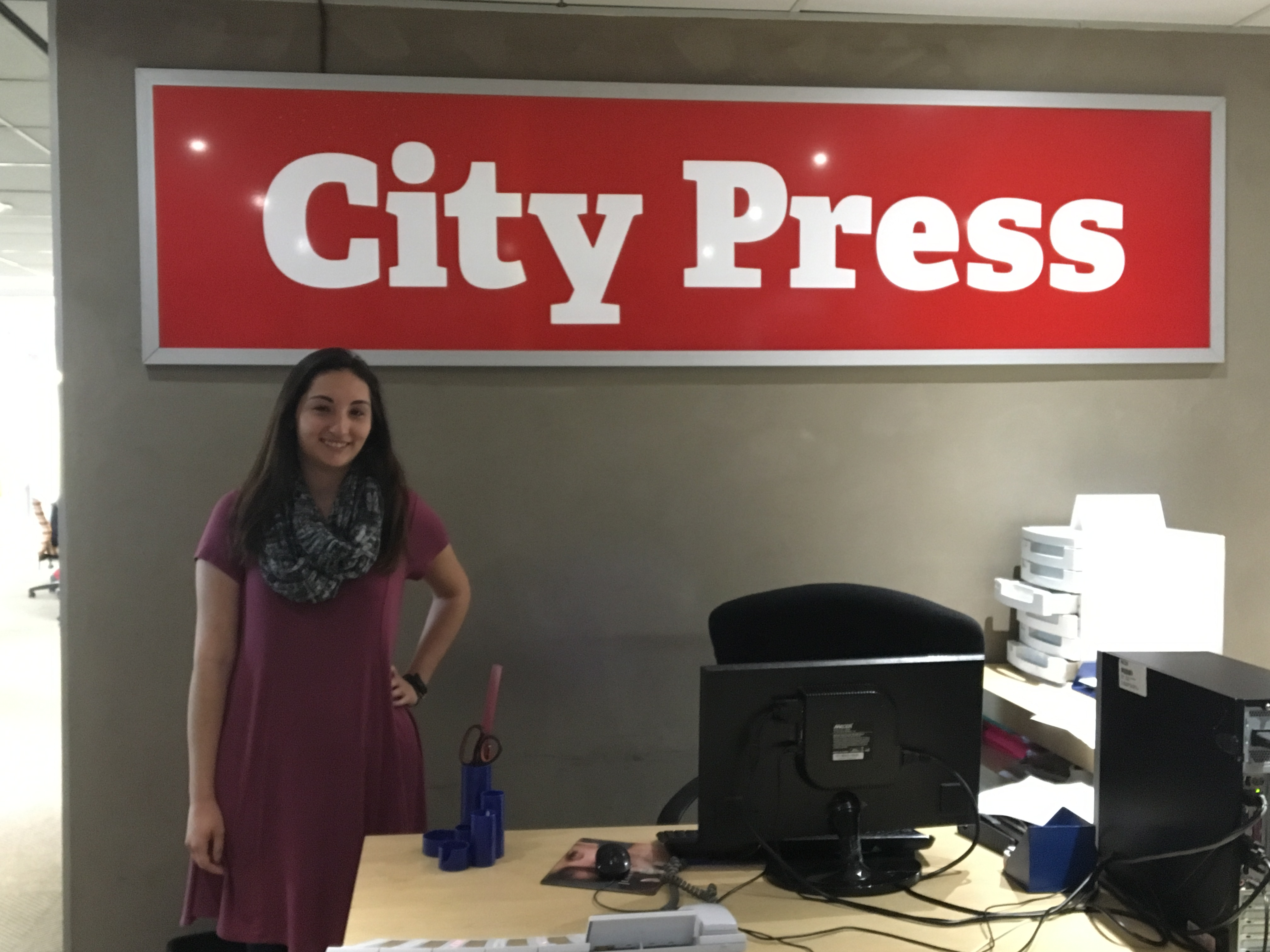 Jacquelyn: My Journalism Residency Experience