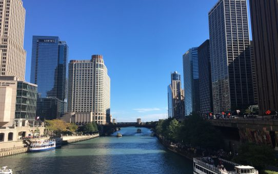 Teresa: A Working Wildcat in Chicago - How I Got a Fall Internship