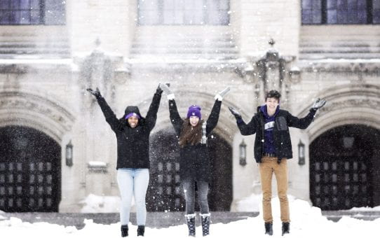 Carter: A Floridian's Guide to the NU Winter