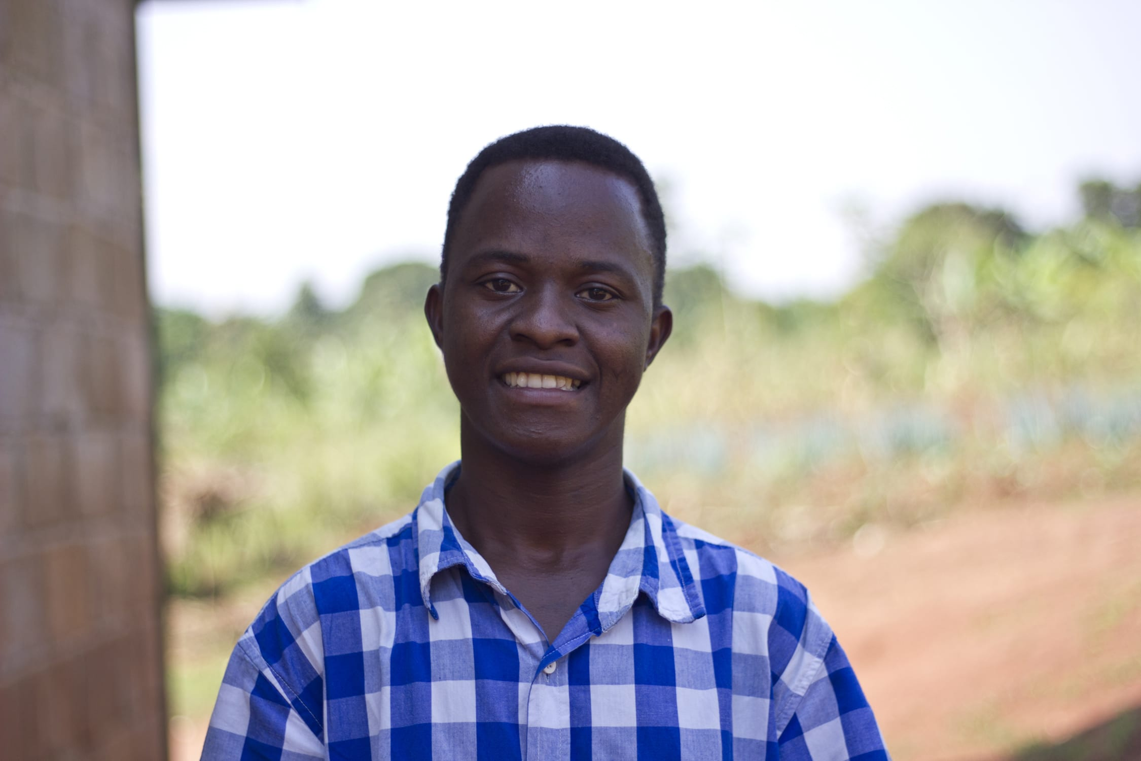 Adonai Teacher Spotlight: Lukwago Gideon