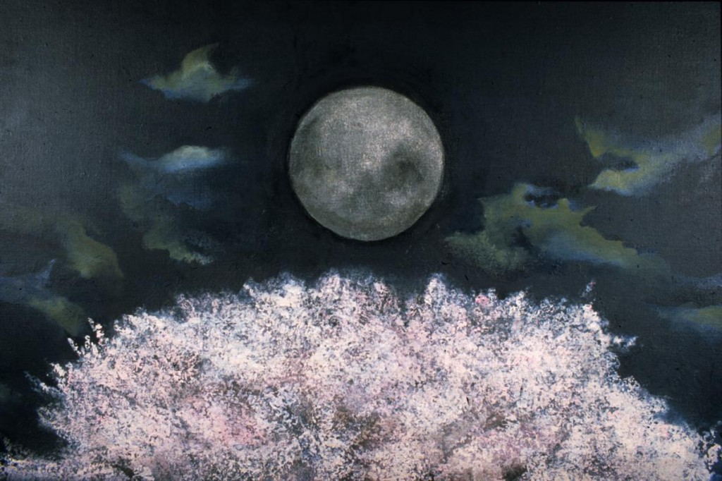 Cherry blossom and moon #21 | きつね物語 21 (2000)