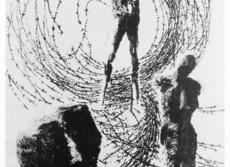 Prisoners and Barbed Wire | 囚人と有刺鉄線 (1973)