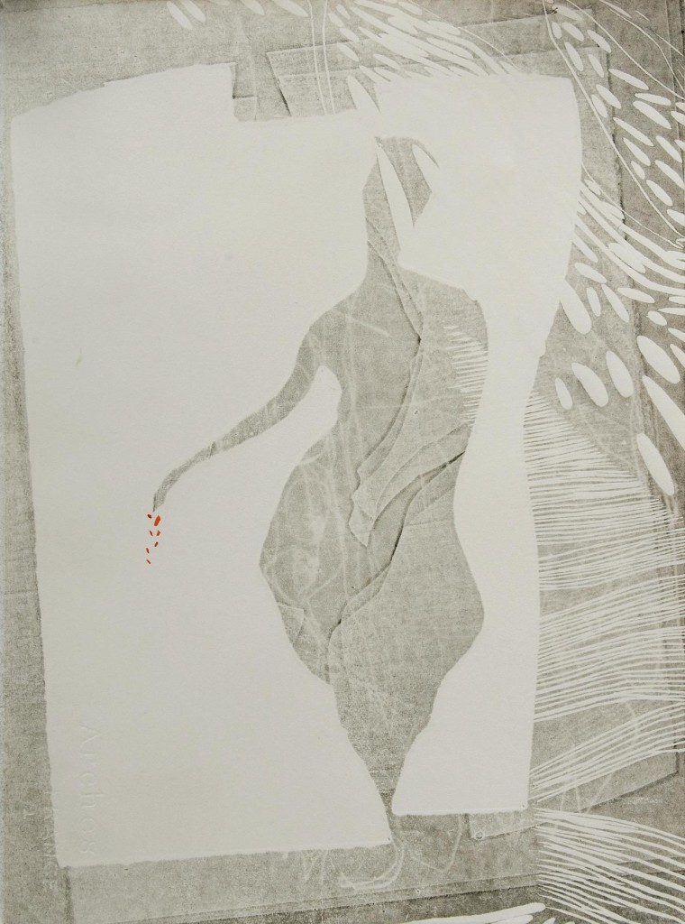 Persephone with Seeds | ざくろの種をもつペルセポネ (1994)
