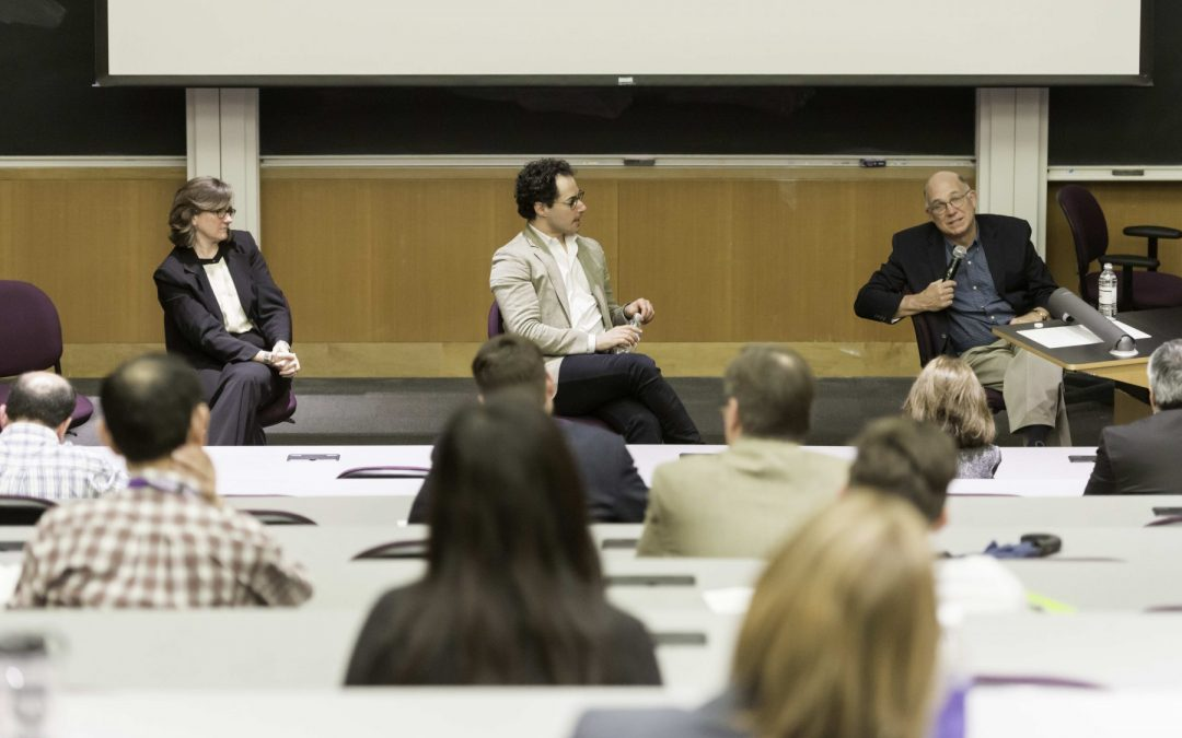Drug Discovery Forum Furthers Northwestern's Interdisciplinary Research Vision