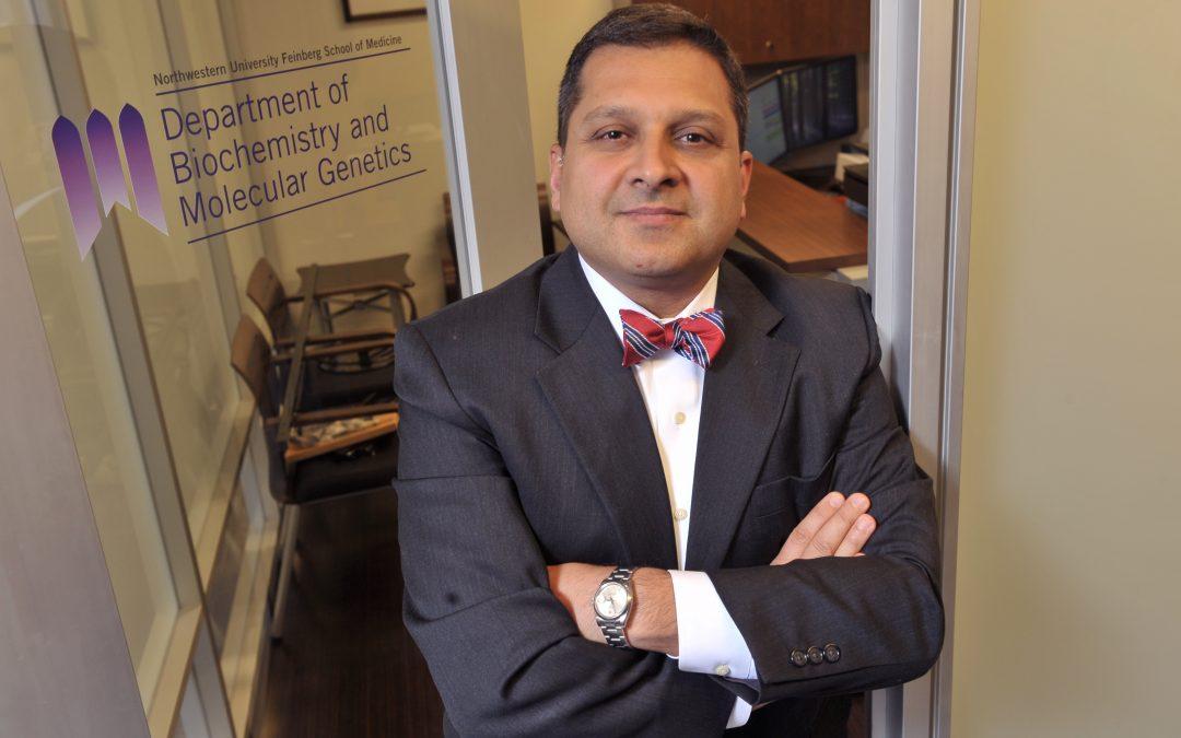 Ali Shilatifard Discovers Mechanism Behind 'Paused' Genes