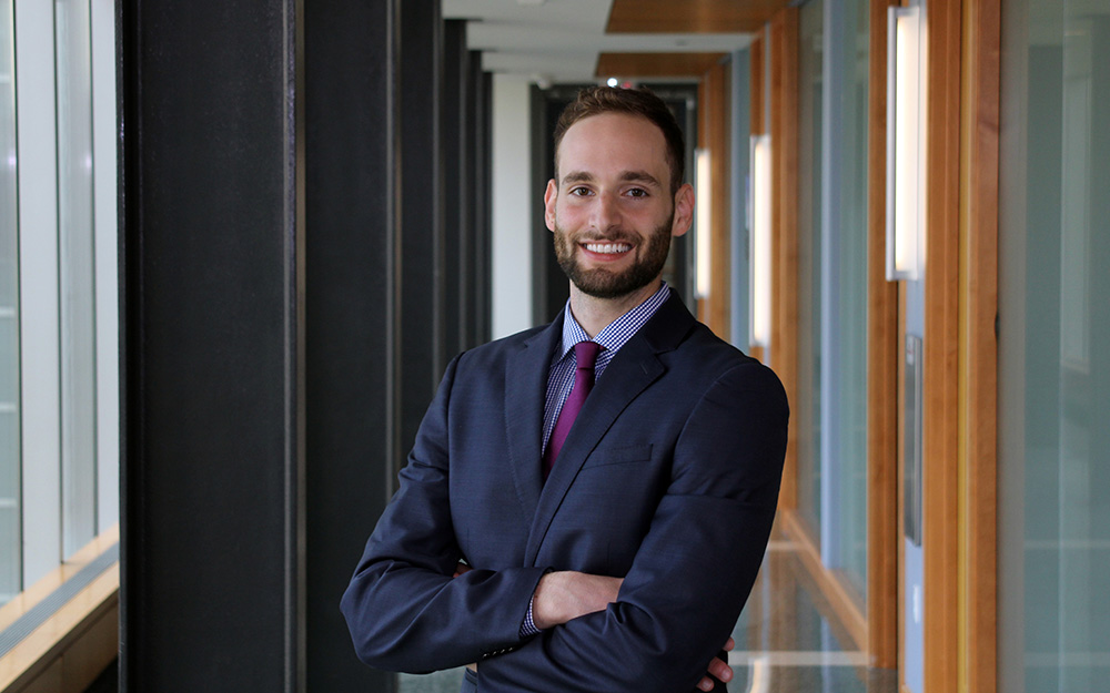 CLP Trainee Luis Schachner Awarded 2017 Gilliam Fellowship by Howard Hughes Medical Institute