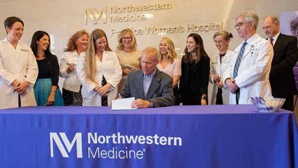 Cancer patients guaranteed oncofertility treatment coverage under new Illinois law