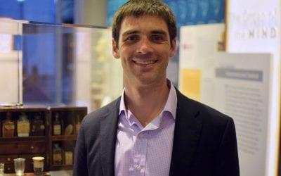 From undergraduate to biotech boss