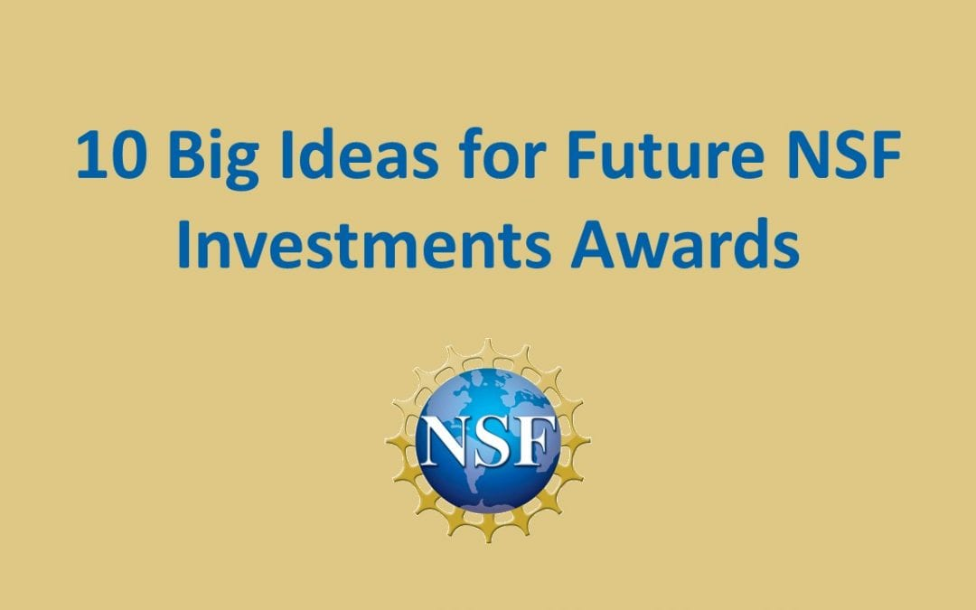 Northwestern Engineering Teams Receive NSF Big Ideas for the Future Grants