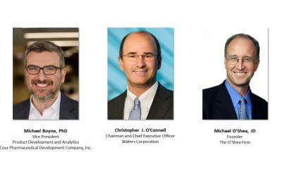 Chemistry of Life Processes Institute welcomes three new members to its Executive Advisory Board