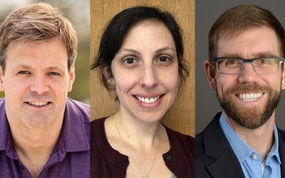 Three scientists recognized as exceptional young researchers