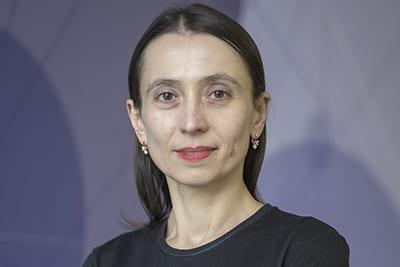 Yevgenia Kozorovitskiy