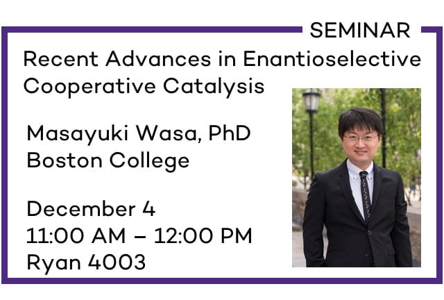 Recent Advances in Enantioselective Cooperative Catalysis