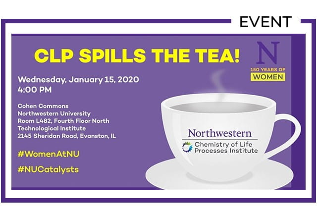 CLP Spills the Tea!