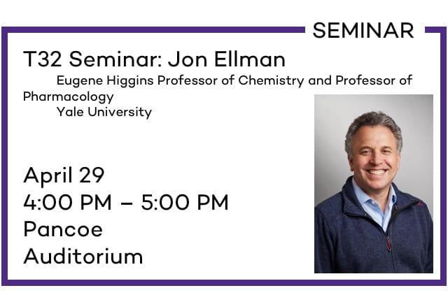 T32 Seminar: Jon Ellman
