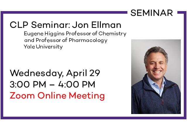CLP Seminar: Jon Ellman