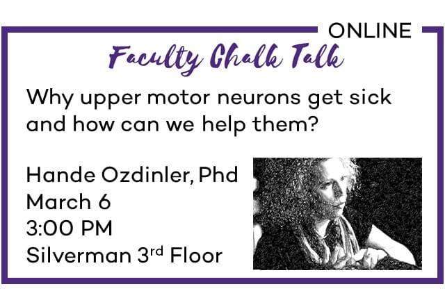 Why upper motor neurons get sick and how can we help them?