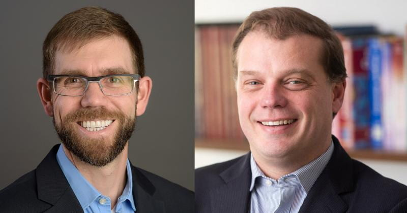 Jewett and Gianneschi Named Elite Medical and Biological Engineering Fellows