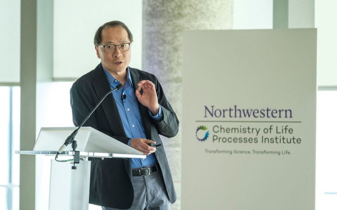 Andy Chan Receives 2020 Northwestern Alumni Medal