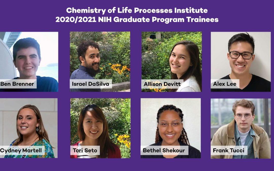CLP Welcomes 2020/2021 NIH Graduate Program Trainees