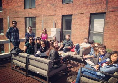 April 2016 - Cleiser Going Away Party