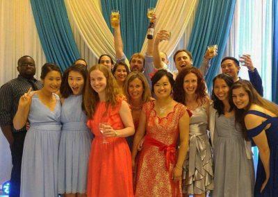 July 2016 - Yangyang's Wedding!