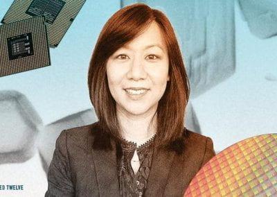 Dr. Tina Li (Hupp Group alum) named one of C&EN's Talented Twelve