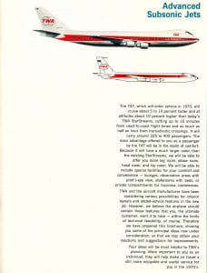 Future of Air Travel page 1