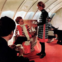United Airlines First Class Lounge