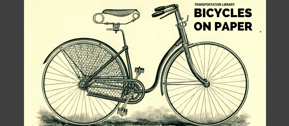 Bicycles on Paper