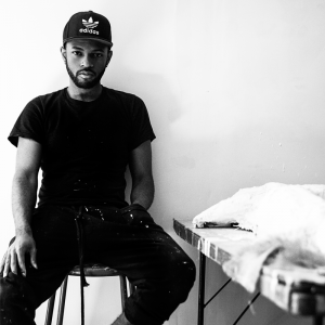 "Shikeith is an MFA candidate (2018) in the sculpture department of Yale School Of Art. As a young man in Philadelphia, Shikeith was ostracized by his peers who challenged the authenticity of his black masculinity. That experience and other life occurrences influence his investigations of the psychic and emotional landscape of blackness and maleness in his work. He holds a B.A (2010) from The Pennsylvania State University, where he studied art and received several awards including The Leslie P. Greenhill scholarship for Photography. In 2014, and 2016 he was awarded grants from The Advancing Black Arts in Pittsburgh program — a partnership of The Pittsburgh Foundation and The Heinz Endowments. The former supported the creation of his critically acclaimed documentary ""#Blackmendream "", which has been listed by the TribeCa Film Institute as one of 10 films that capture the meaning of Black life in America. Shikeith has been invited to share his work nationally, and internationally with the Aperture foundation; Vera List Center; Kelly-Strayhorn Theatre; MIT; Morehouse College; The Seattle Art Museum ;The Wrocław Contemporary Museum, and other venues."