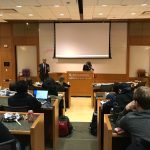 Andrew Stroth at the DPELC-MSL Speaker Series