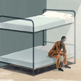 My Prison Cell: The Refuge of a Recluse