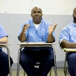 The Northwestern Prison Education Program Encourages Thinking About Thinking